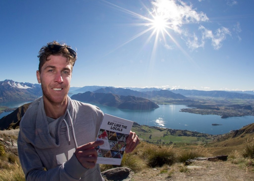 Kiwi kayaker aiming to cook up a storm to fund Rio 2016 ambitions