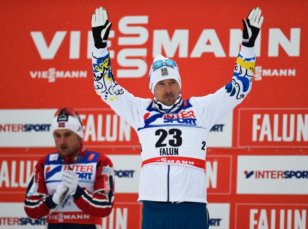 Double Olympic gold medallist returns to Swedish national team to target 2017 Nordic World Ski Championships