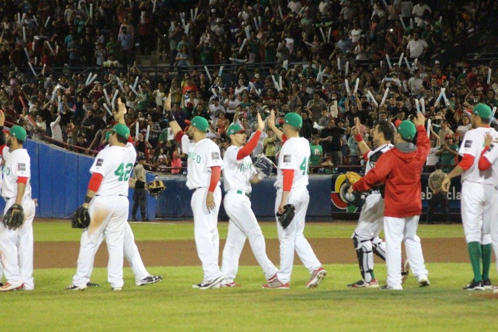 Mexico have secured their spot at the 2017 World Baseball Classic ©WBSC