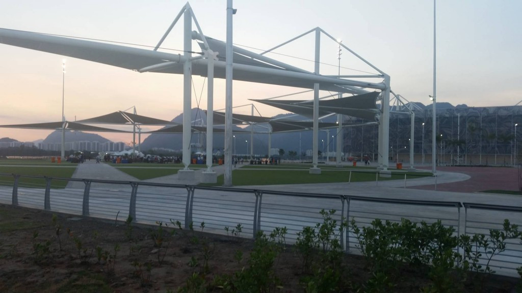 The Live Site on the Olympic Way was also declared open ©ITG