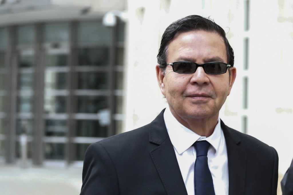 Former Honduran president Rafael Callejas has also admitted charges