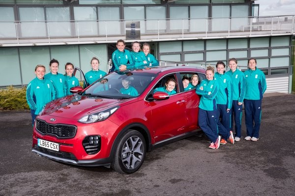 Kia Motors extend partnership with England women's cricket