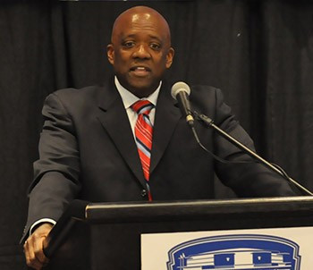 USA Gymnastics chief operating officer Ron Galimore has been appointed as President of the Pacific Alliance National Gymnastics Federation ©USA Gymnastics