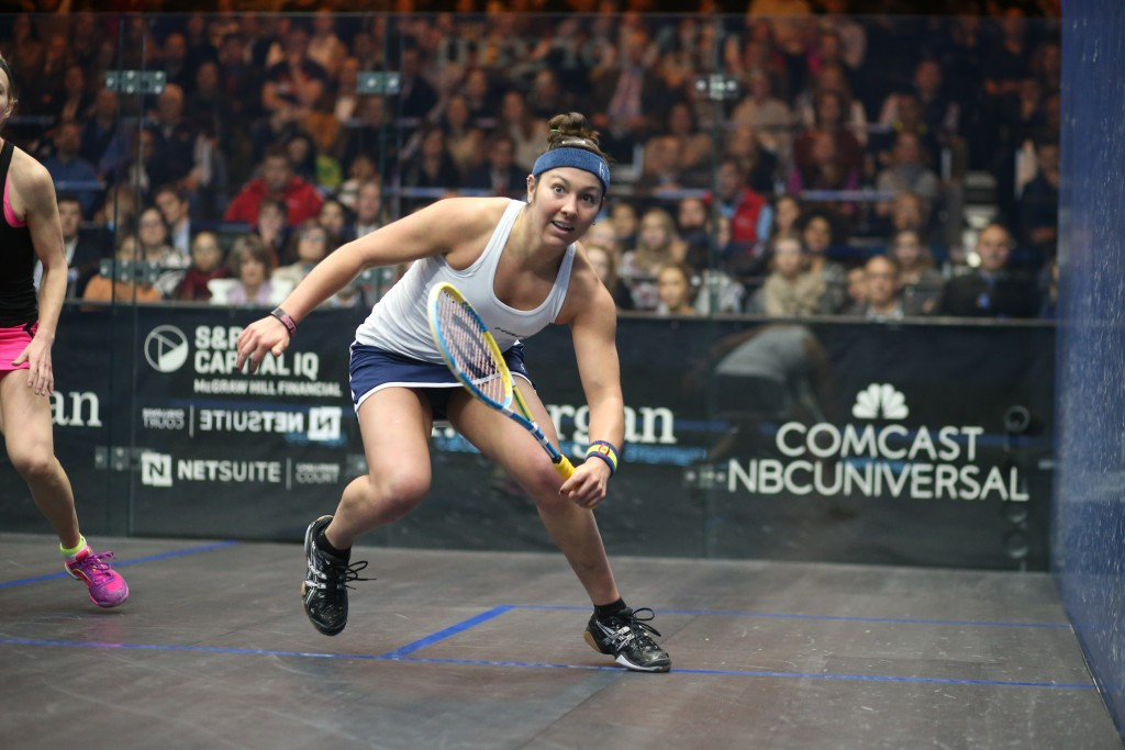 Sobhy eagerly anticipating challenge of PSA Women's World Championship