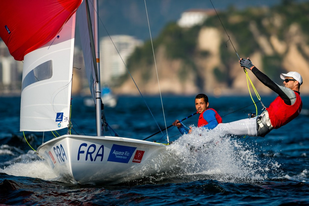 French pair secure 470 European Open Championships men's crown after winning medal race