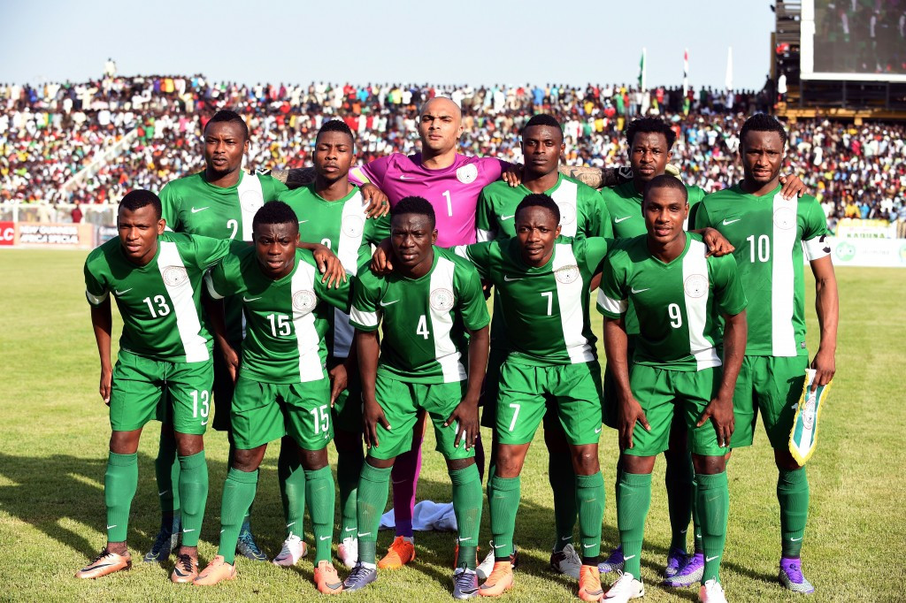 Nigeria face being denied the chance to compete in the Olympic football tournament at Rio 2016 ©Getty Images