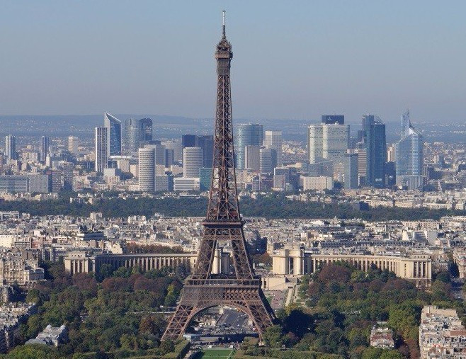 "Paris 2024 hail study after French capital is named third most ""global"" city"