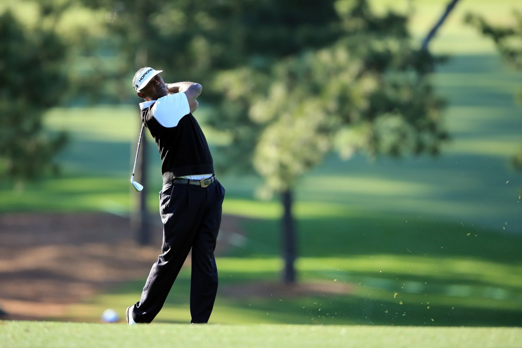 Fiji's Vijay Singh has announced he will not compete at Rio 2016 ©Getty Images