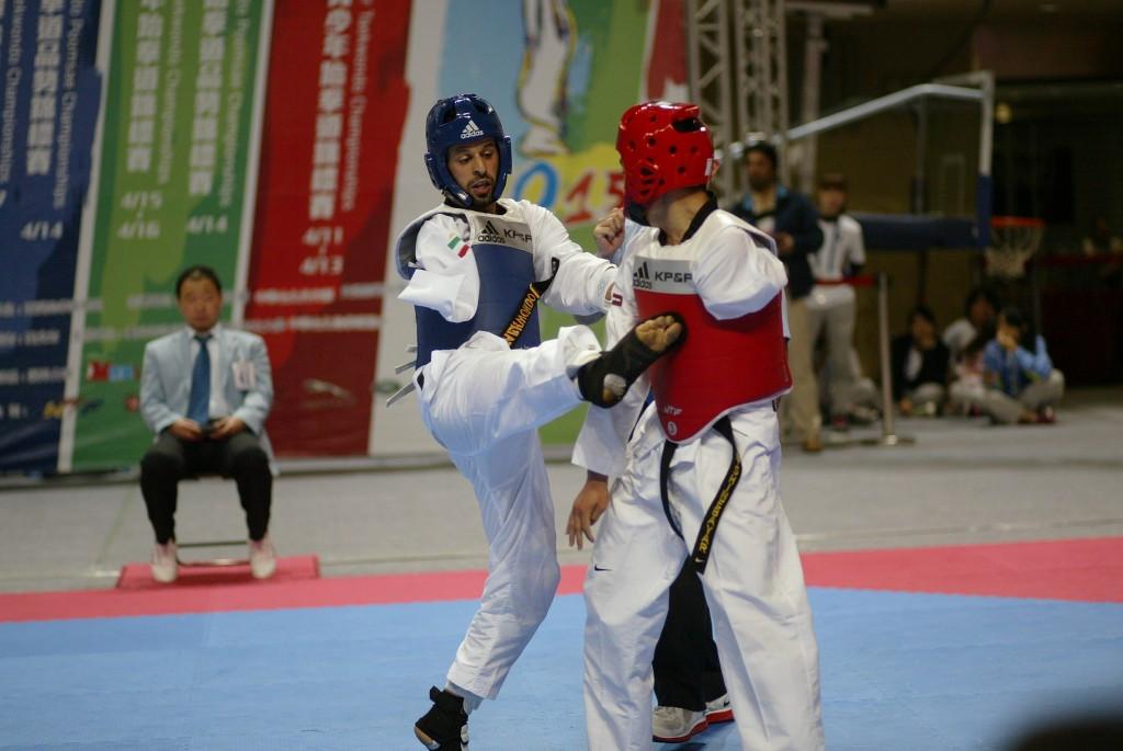 Para-taekwondo season set to get underway with Asian Championships