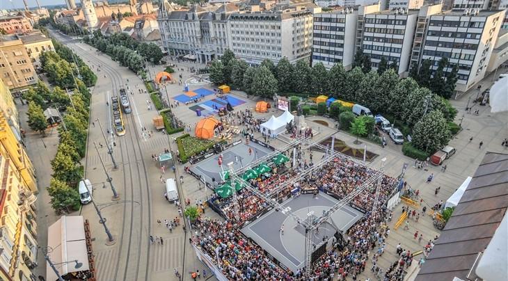 Hungary to host 2016 FIBA Under-18 3x3 European Championships