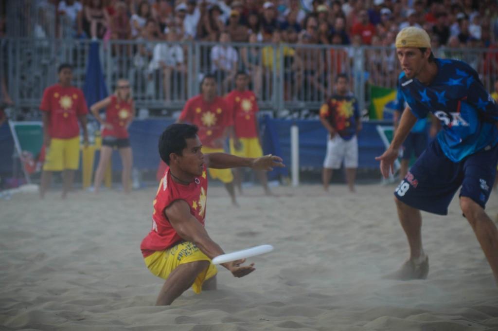 France will host the 2017 Beach Ultimate World Championships ©WCBU