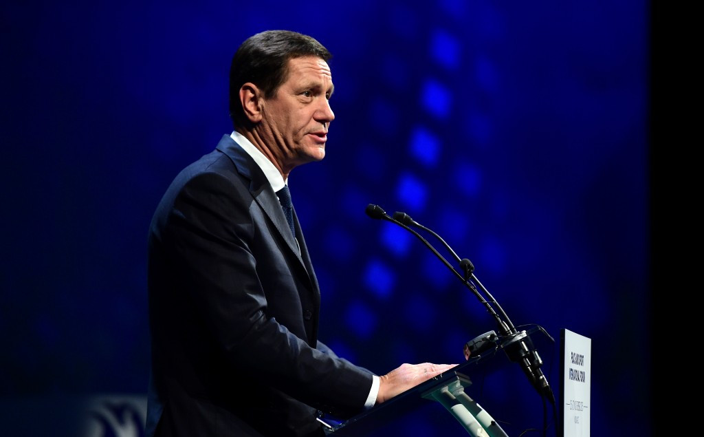 Russian Olympic Committee President Alexander Zhukov was among those to welcome the news