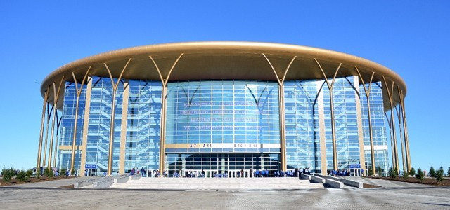 The Barys Arena will play host to the 2016 AIBA Women's World Boxing Championships