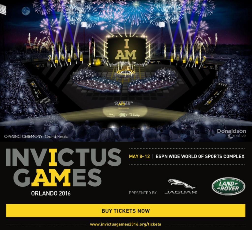 invictus games opening ceremony - photo #26