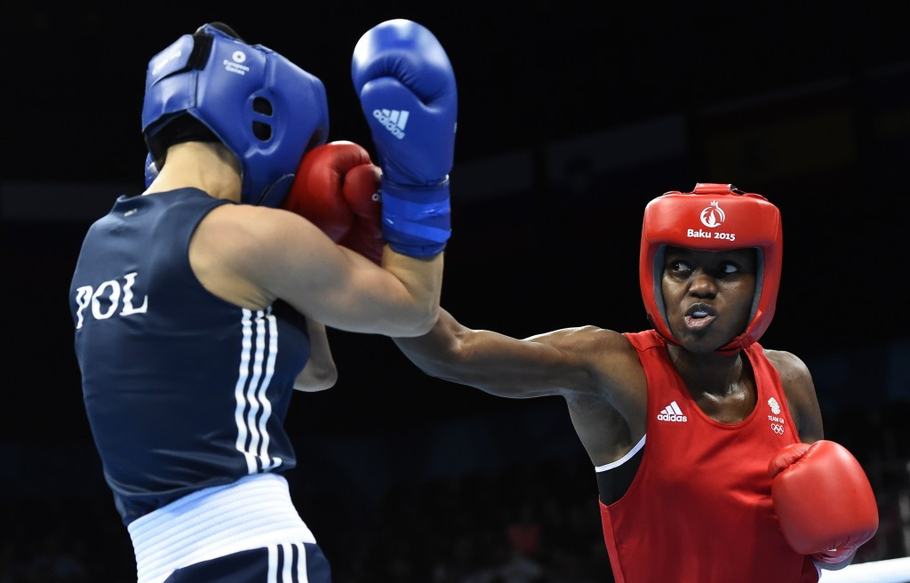 London 2012 gold medallists on brink of securing Rio 2016 berths after reaching semi-finals at AIBA European Olympic Qualification Event