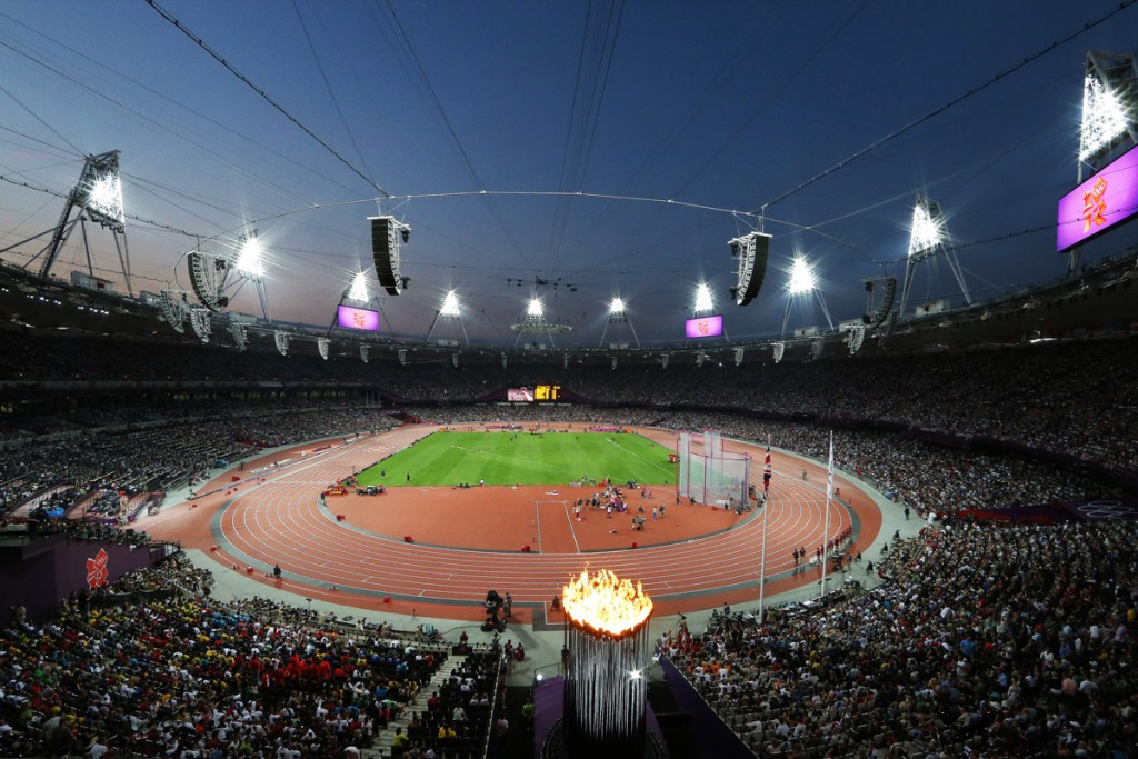 Mondo have laid tracks for several major events, including at the 2012 Olympics and Paralympics in London ©Getty Images
