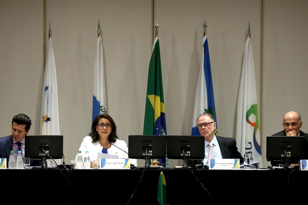 "IOC praise progress of Rio 2016 but warn ""thousands of details remain"""
