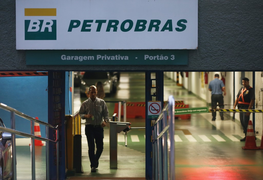 A corruption investigation into state-run oil giants Petrobras is continuing to escalate ©Getty Images