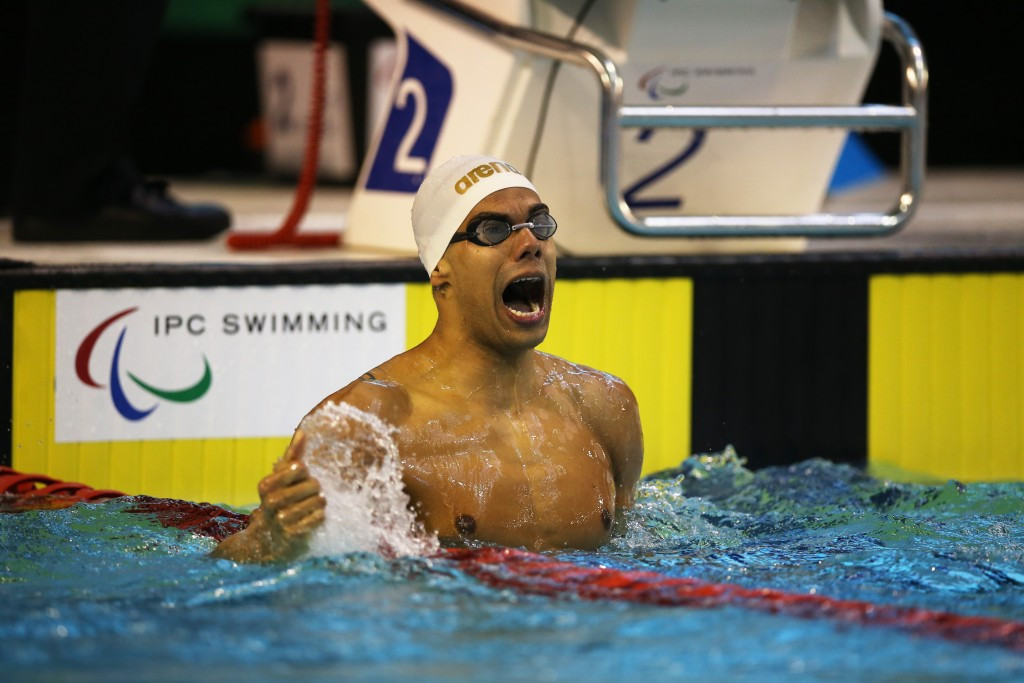 Schedule announced for 2016 IPC Swimming European Open Championships