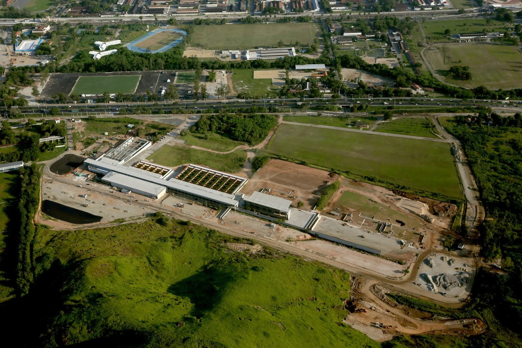 Action will take place at the Olympic Shooting Centre on the Deodoro Olympic complex ©ISSF