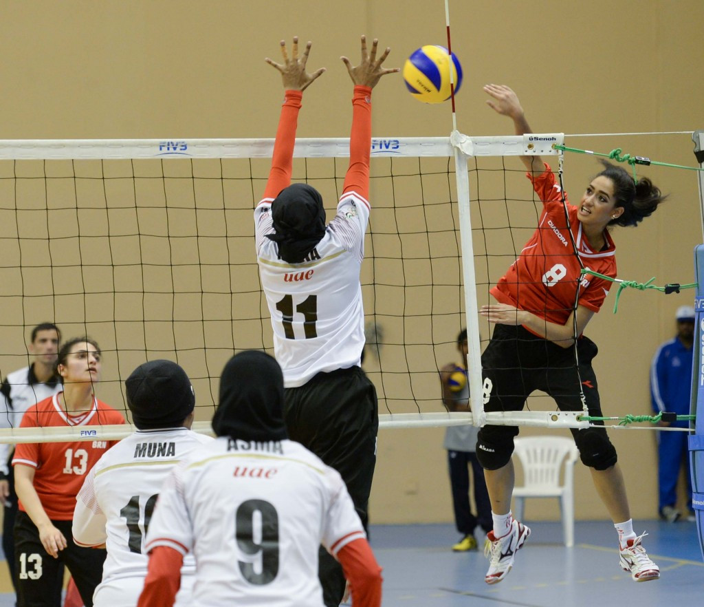 Bahrain Olympic Committee asks for updates on inauguration of girls' training centres