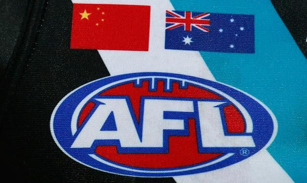 China to stage Aussie rules match in 2017