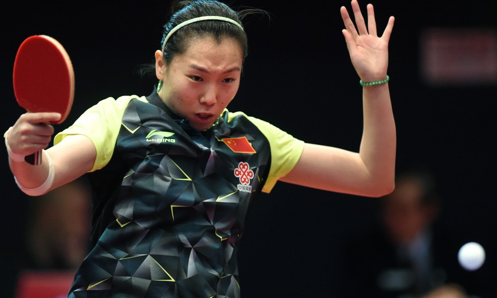 London 2012 gold medallist claims Rio 2016 berth after victory at ITTF Asian Olympic Qualification Tournament