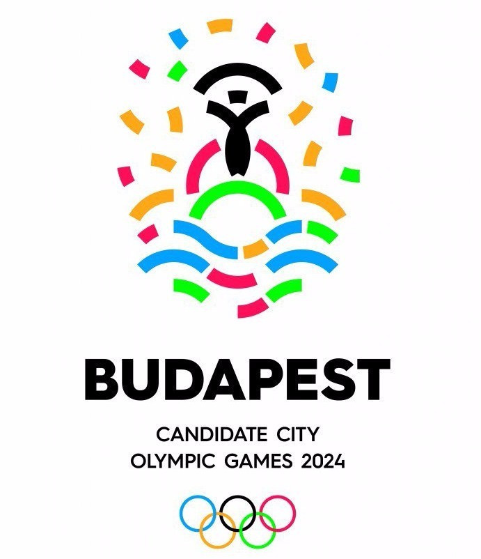 Budapest 2024 have officially launched their Olympic and Paralympic bid ©Budapest 2024