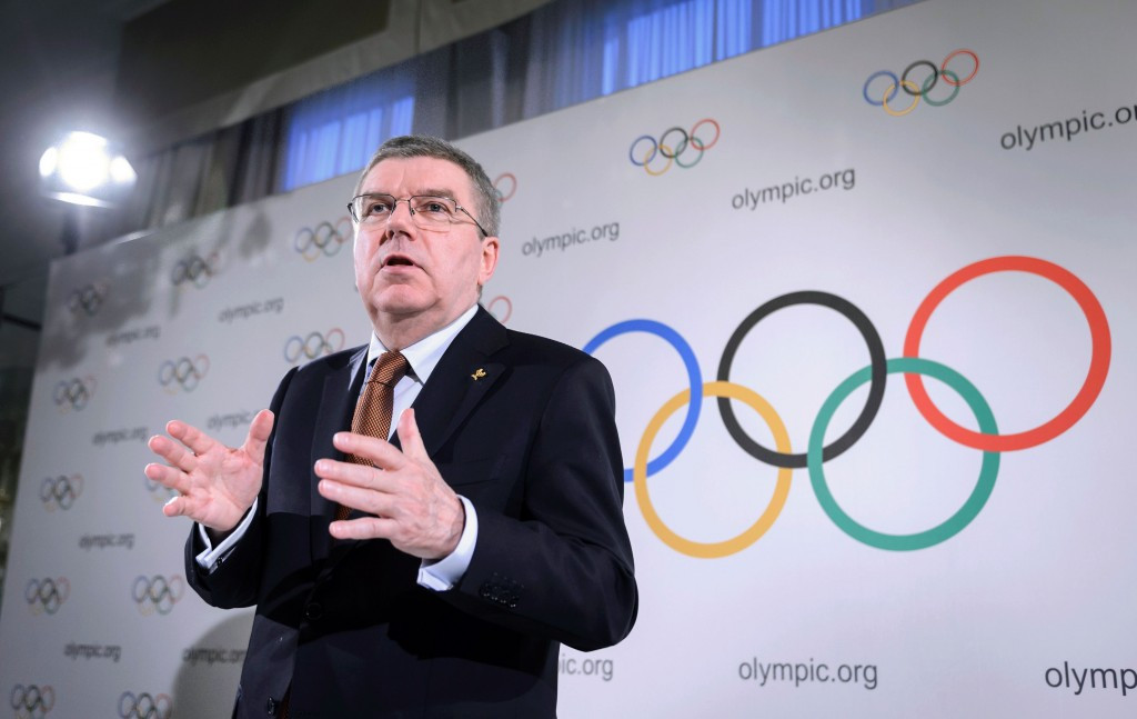 IOC President Thomas Bach is expected to lead a special Stakeholders meeting later this month ©Getty Images