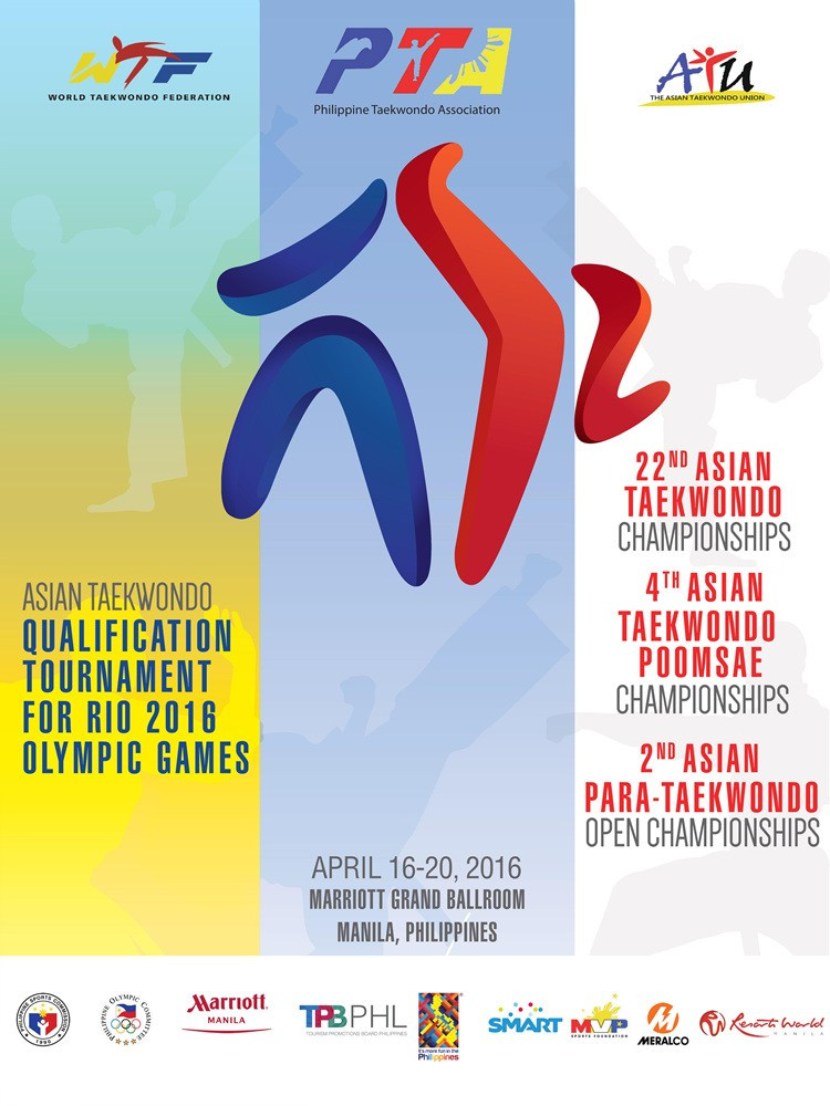 Taekwondo athletes to battle for final Rio 2016 places at Asian Olympic Qualification Tournament