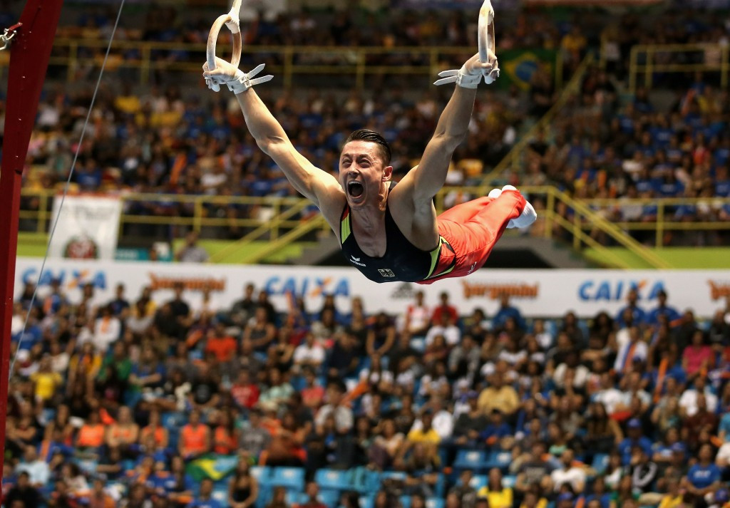 Gymnasts are set to battle for crucial Rio 2016 places