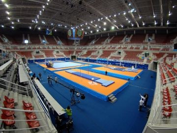 Final Rio 2016 gymnastics spots up for grabs at Olympic test event