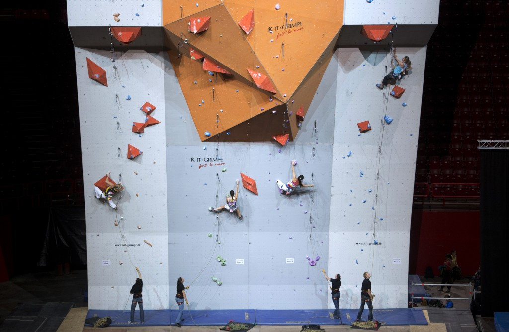 International Federation of Sport Climbing sign Japanese TV deal with NHK