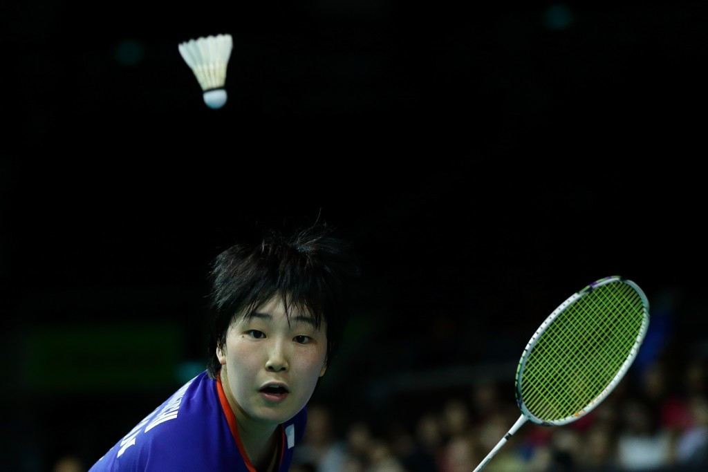 Akane Yamaguchi ended the hopes of Spain's top seed Carolina Marin