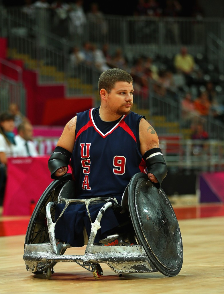 United States target Rio 2016 spot at wheelchair rugby qualifier