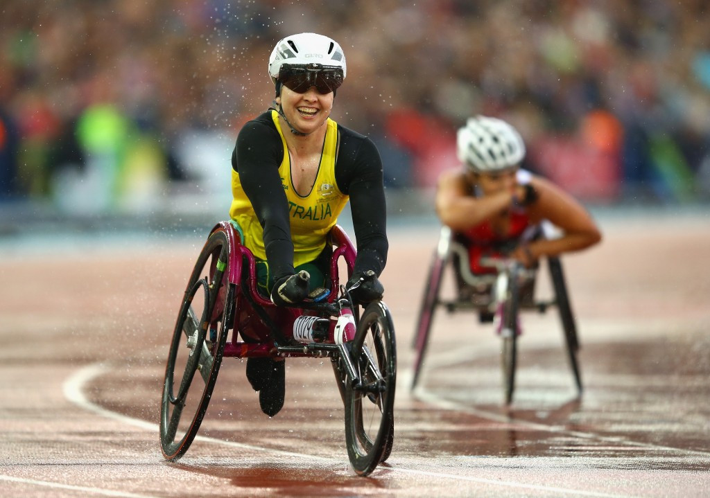 Australia's Ballard smashes 400m world record at IPC Athletics Grand Prix in Nottwil
