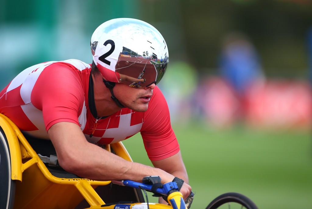 Gharbi beats rival Hug at World Para Athletics Grand Prix in Dubai