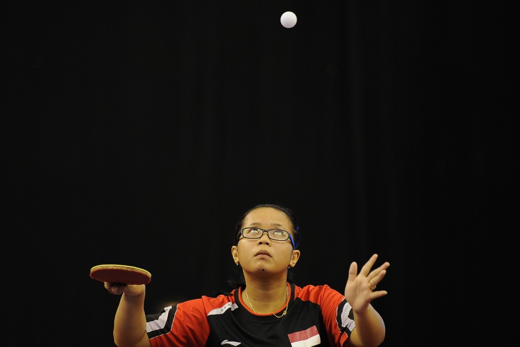 Indonesian moves to brink of securing Rio 2016 berth with win at ITTF Asian Olympic Qualification Tournament