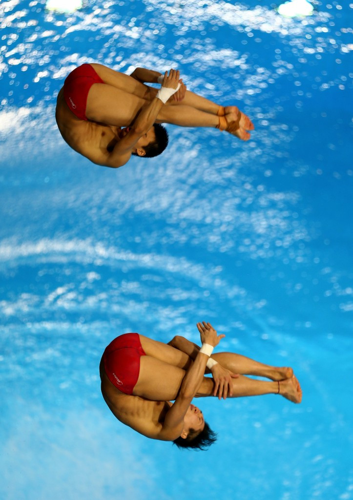 China preserve perfect record in FINA Diving World Series