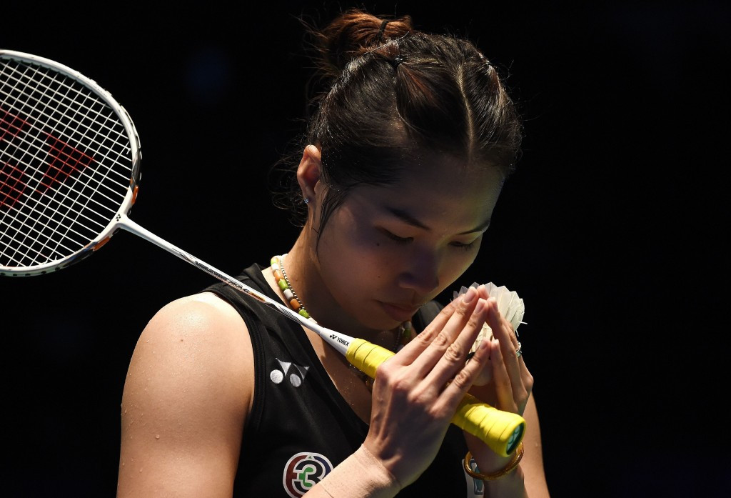 Ratchanok Intanon could win a third consecutive women's Super Series title