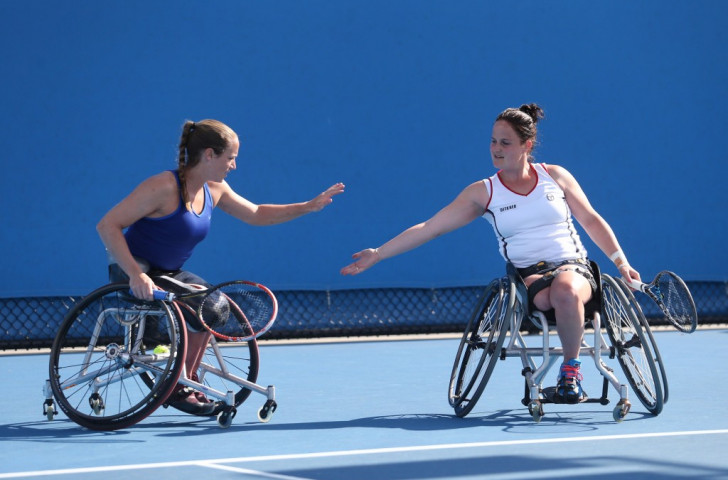 Delight in Antalya as Dutch secure 28th women's wheelchair tennis team title