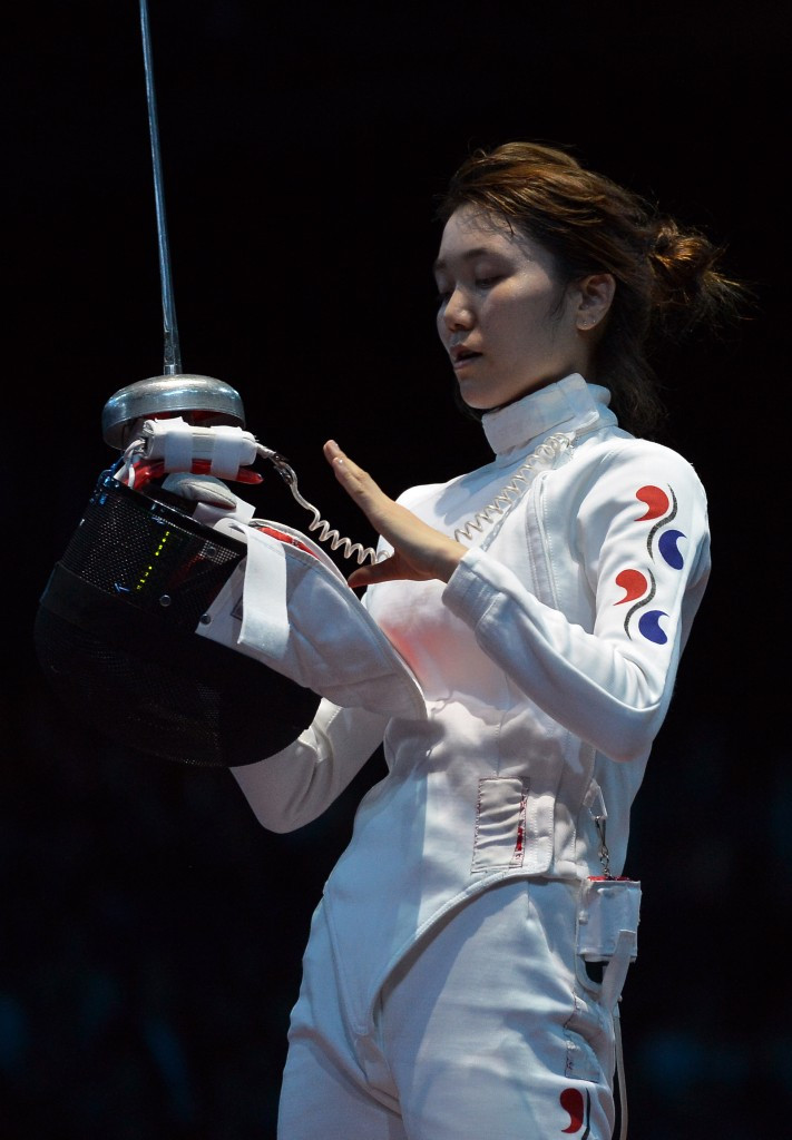 South Korea take double team gold at Asian Fencing Championships