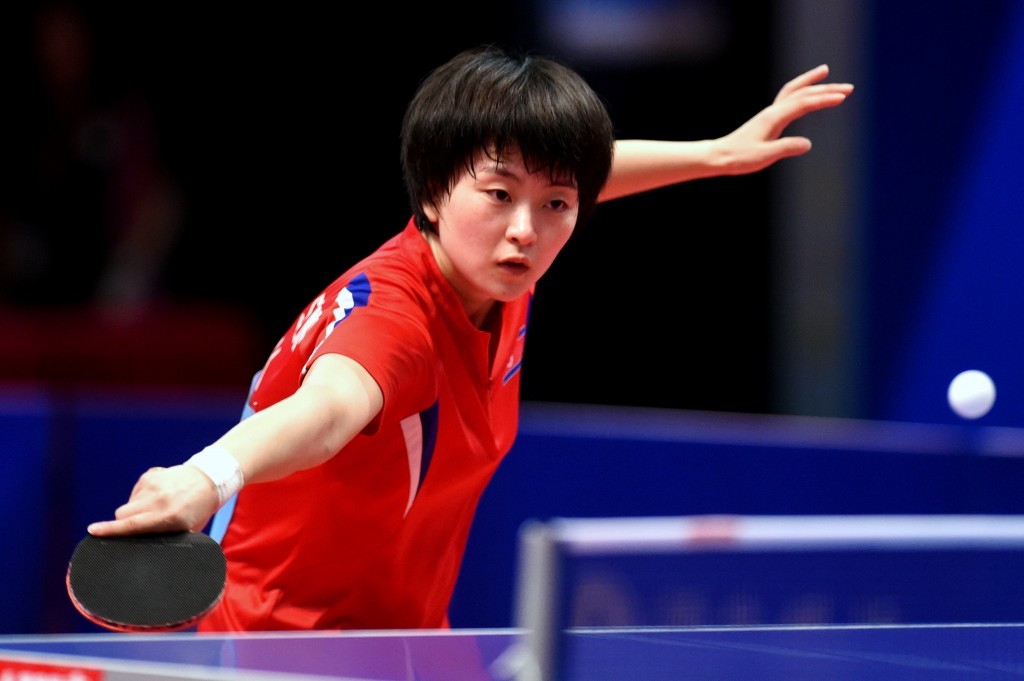 North Korea and Thailand enjoy successful day at ITTF Asian Olympic Qualification Tournament