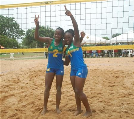 Mauritius close in on Rio 2016 berth after reaching CAVB Continental Cup semi-finals