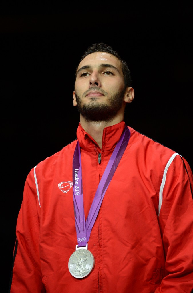 London 2012 silver medallist Alaaeldin Abouelkassem claimed the men's individual foil title at the African Fencing Championships