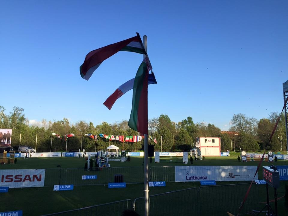 Prokopenko prevails at UIPM World Cup Series in Kecskemét