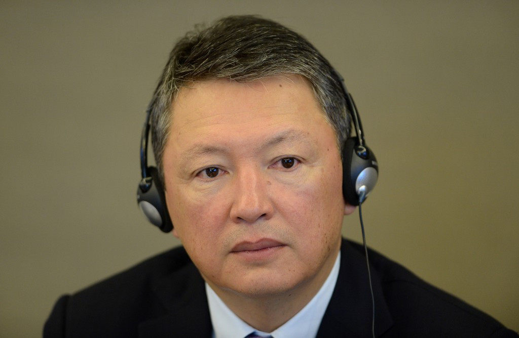 Kulibayev appointed vice-president of Olympic Council of Asia