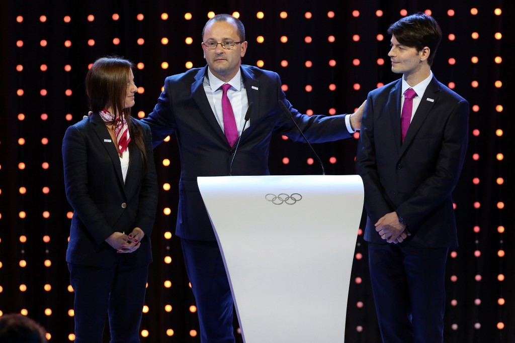 Exclusive: Arzhanova bid to become first female SportAccord President endorsed by key EU Committee chair