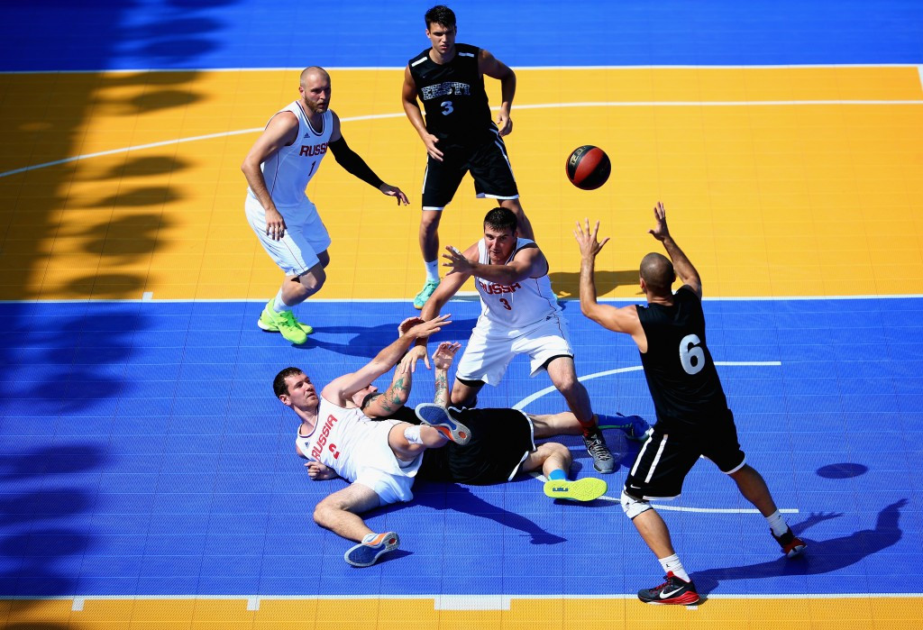 The 3x3 game could one day make the Olympic programme