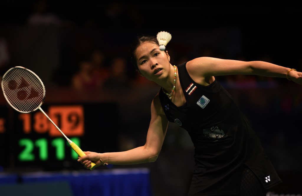 Ratchanok Intanon will become the new women's world number one  ©Getty Images